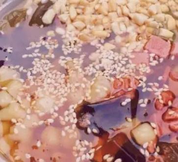 李记玫瑰糍粑冰粉品味