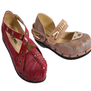 沙龙岛童鞋时尚