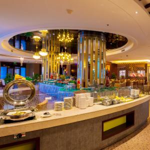 春城酒店自助餐厅