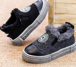 森林大王童鞋板鞋