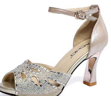 朱利萊女鞋水晶