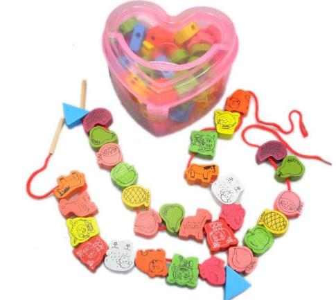 欢乐树婴幼儿益智玩具无甲醛