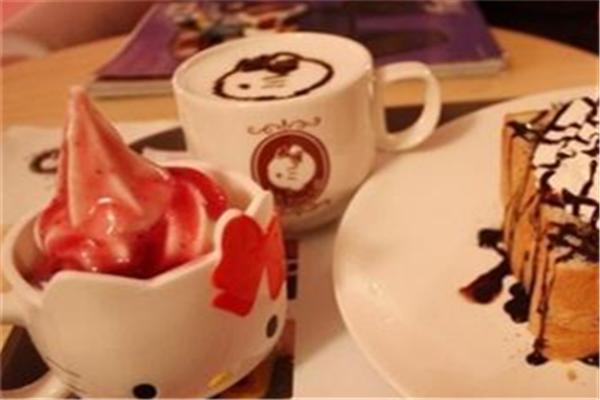 sevennotescoffee咖啡招牌