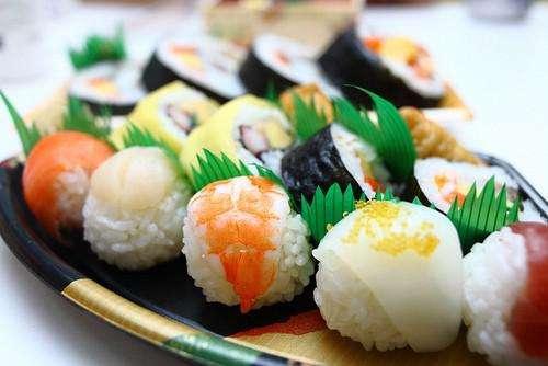 缘喜外带寿司产品