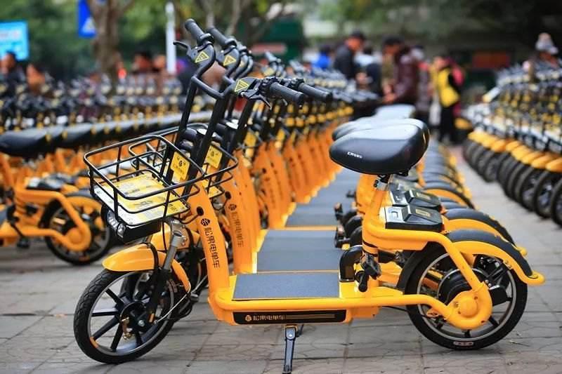松果電單車加盟