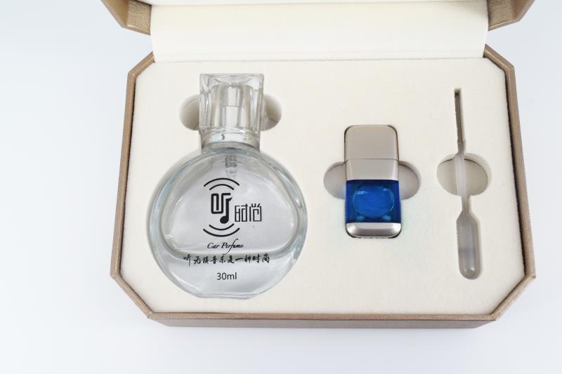 香水+U盘包装