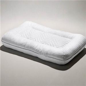 徳莉平养生枕白色