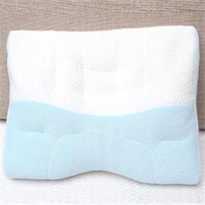 順治養生枕水藍色