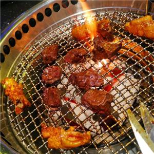 原时烤肉剪刀