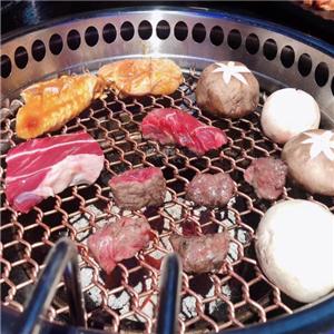 原时烤肉蘑菇