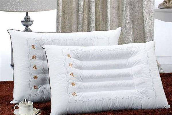 順治養生枕白色