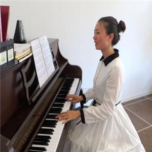 乐声钢琴宣传