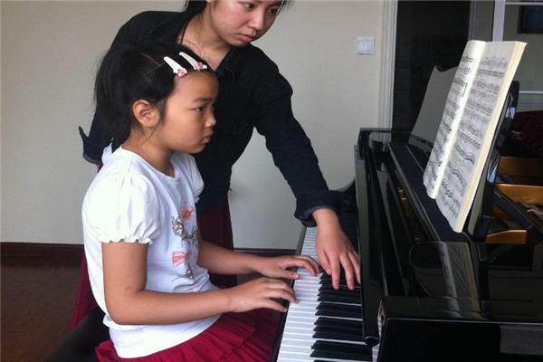乐声钢琴辅导