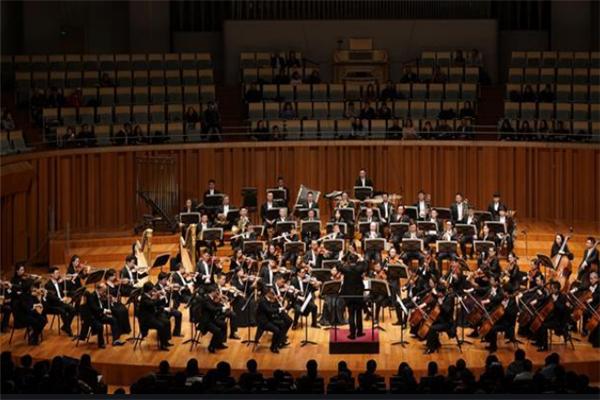 Symphony Music 交响音乐表演