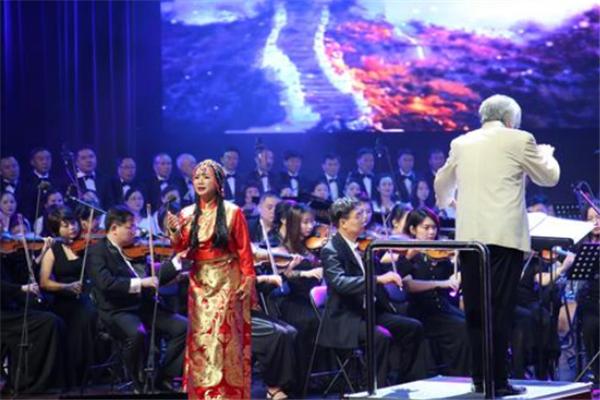 Symphony Music 交响音乐唱歌