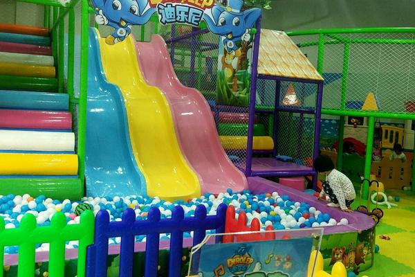 Hi蜗牛儿童亲子乐园加盟