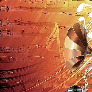 步升大风音乐文化传播喇叭