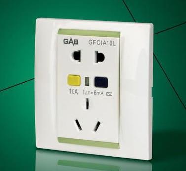 佳安寶漏電保護插座實用