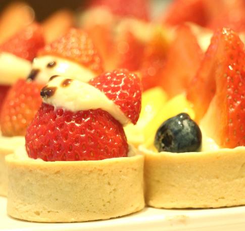 甜心媽媽甜品草莓