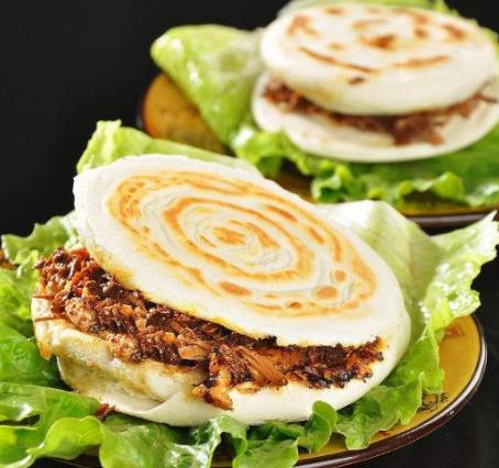 田三卷馍小吃优质