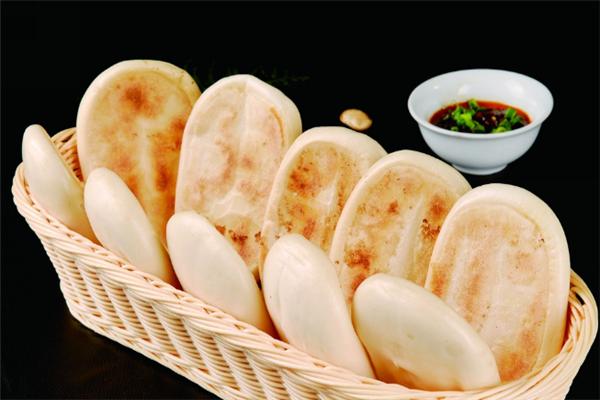 田三卷馍小吃好吃