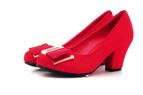 法娜妮女鞋高跟