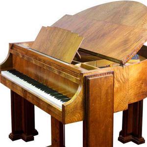 佰蕊钢琴木头