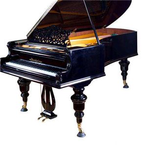佰蕊钢琴展示