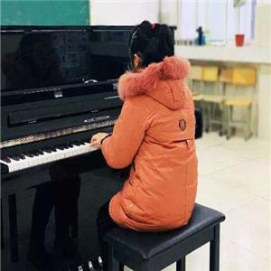 佰蕊钢琴黄色