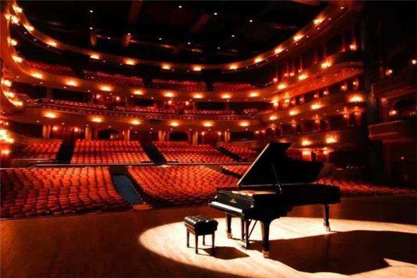 佰蕊钢琴表演