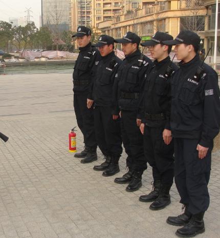 鐵城保安服務優質