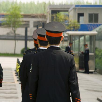 鐵城保安服務品質