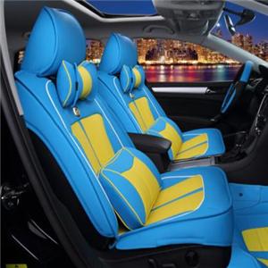 酷瑞智能車居藍色