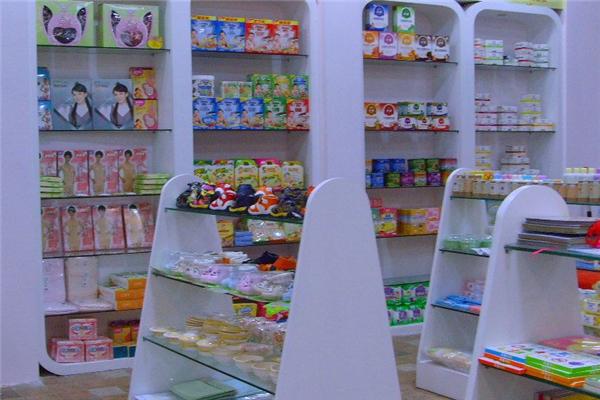 特洛夢蘭母嬰用品宣傳