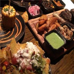 BLUERITO布里托墨西哥餐吧招牌