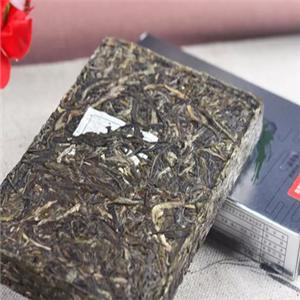 逸神生態茶業茶磚