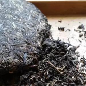 逸神生態茶業茶餅