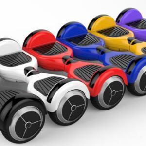 速智达平衡车种类