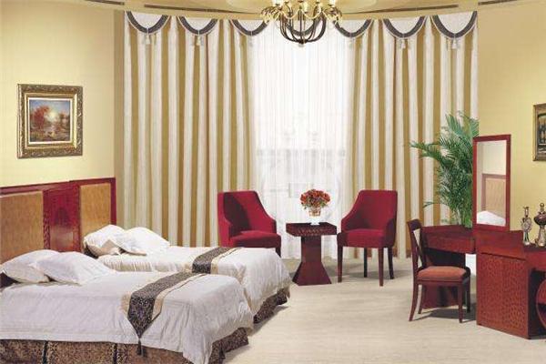 鑫澳酒店家具床