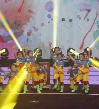 蒲公英藝術培訓學校兒童舞蹈