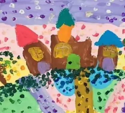 英貝諾兒童藝術畫畫