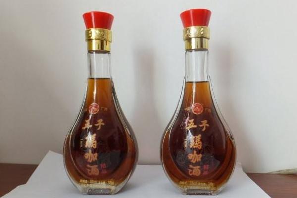 紅福年五子瑪咖酒原生態