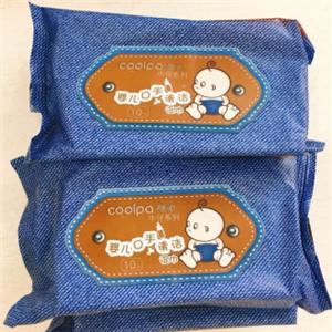 尊尼嬰兒濕巾母嬰用品
