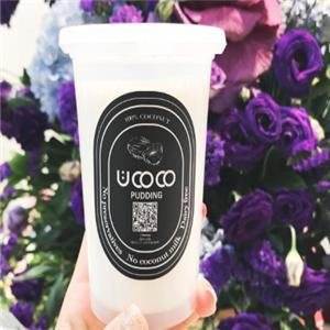 UCOCO椰子布丁包裝