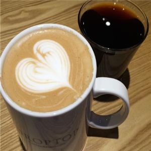 droptop咖啡拉花