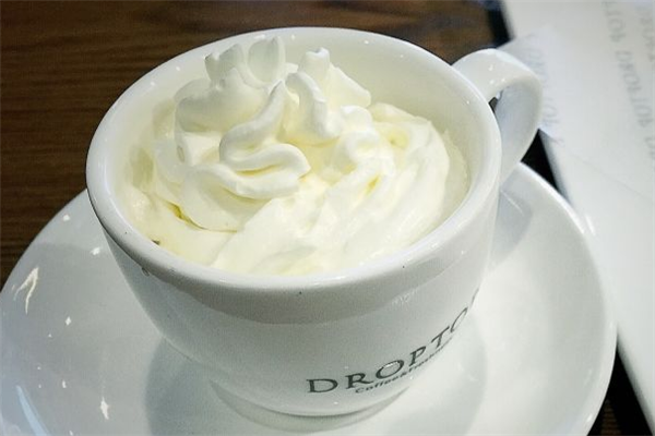 droptop咖啡奶蓋