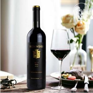 味覺西拉干紅葡萄酒健康