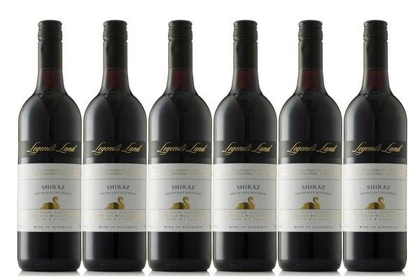 味覺西拉干紅葡萄酒可口