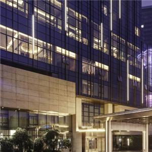 紫華園酒店燈光