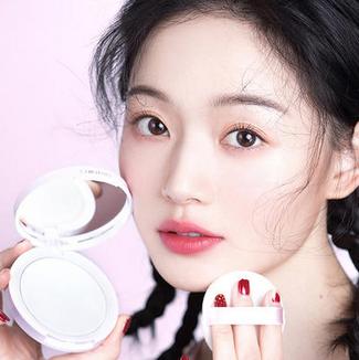 艾美韓式定妝精致